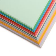 Make your own - A4 Coloured Paper Sample Pack - 3 Sheets